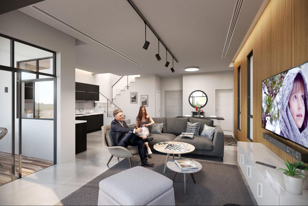 דירות חדשות למכירה של חברת High Group